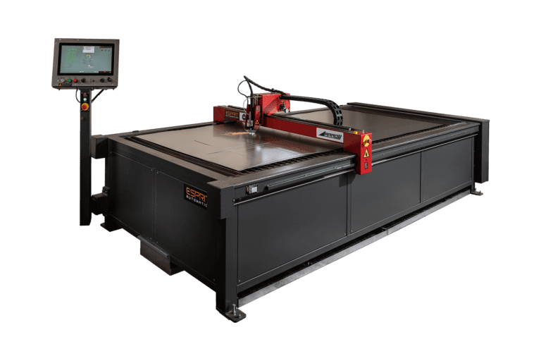 Esprit Automation Ltd Arrow CNC Plasma Cutter Transparent background