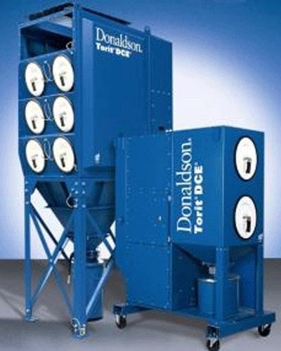 Système de filtration de fumée et de poussière Donaldson Torit