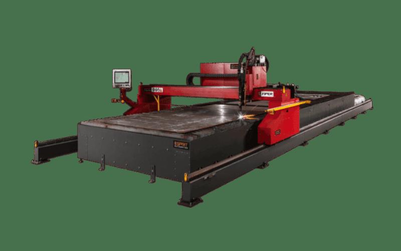 Machine oxycoupage CNC Viper d'Esprit Automation