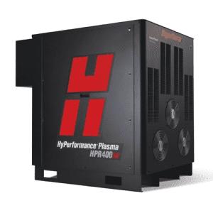 Système de coupage plasma mécanisé Hypertherm HPR400™