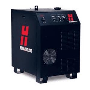 Le système de coupage plasma à deux gaz Hypertherm MAXPRO200®