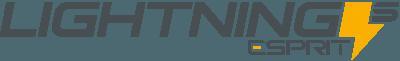 Logo Lightning S decoupe plasma CNC d'Esprit Automation