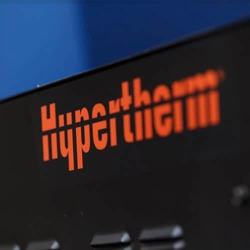 Distributeur officiel de consommables Hypertherm en France