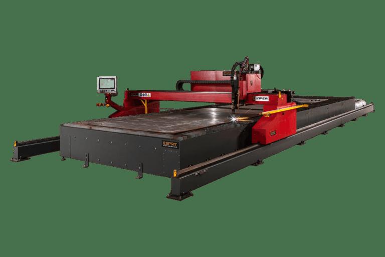 MACHINE À DÉCOUPE PLASMA CNC VIPER D'ESPRIT AUTOMATION