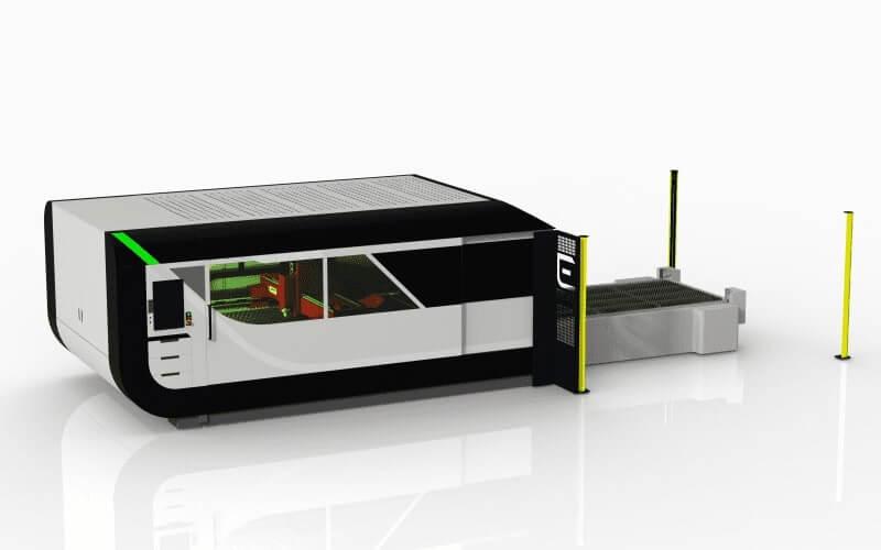 Machine de découpe laser à fibre Photon 5G