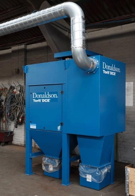 Donaldson Fume Filtration System