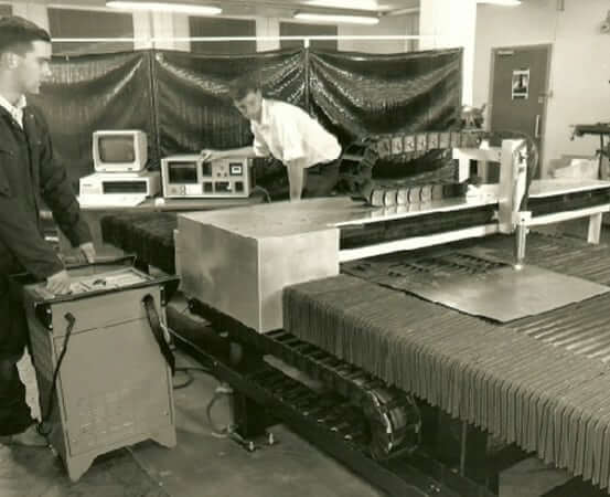 Early innovation at Esprit Automation 1987-1992