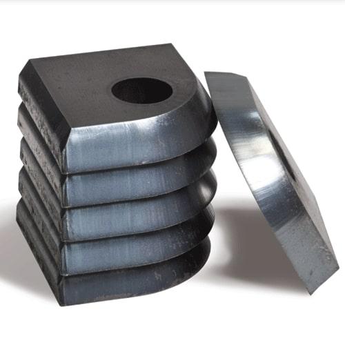 Esprit Automation Ltd Beveled Plates Plasma Cutter