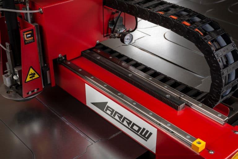 Esprit Automation Ltd Arrow metal sheet plasma cutter