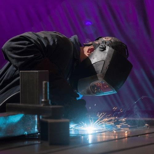 Esprit Automation ltd Welding their own machines