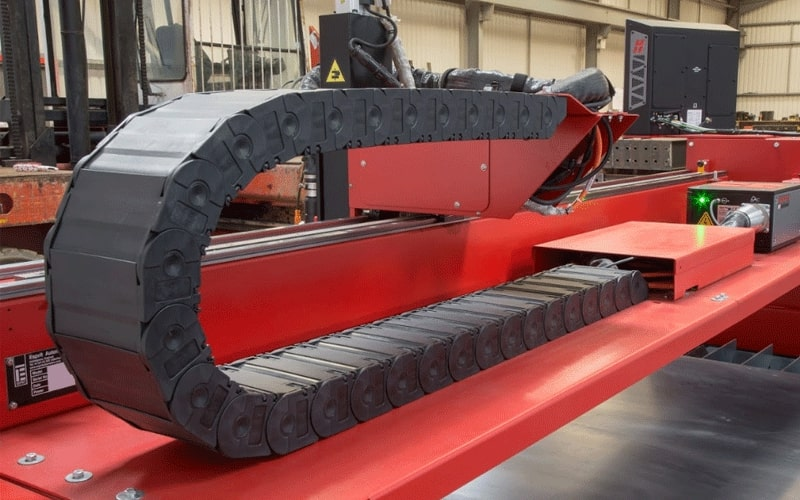 Esprit Automation Cobra Flexible & Cheap Plasma Cutting Machine