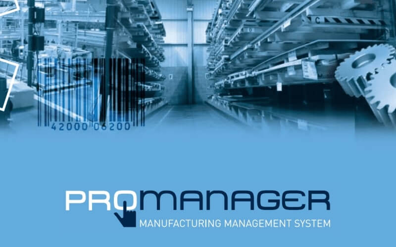 Esprit Automation Promanager CNC Management Software