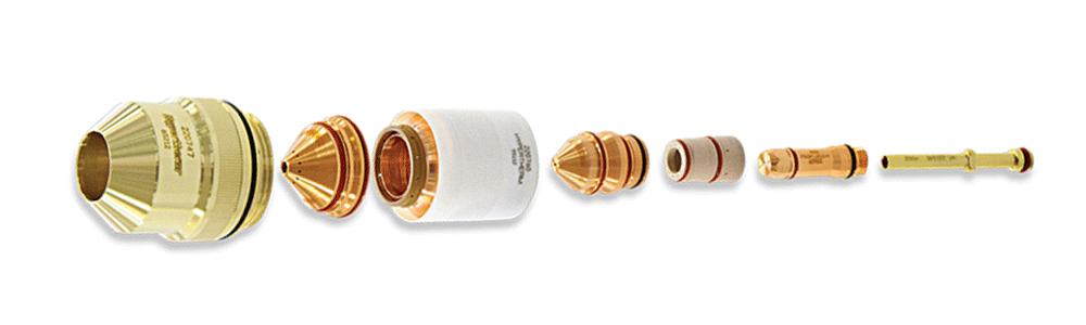 Replacing Plasma Cutter Consumables