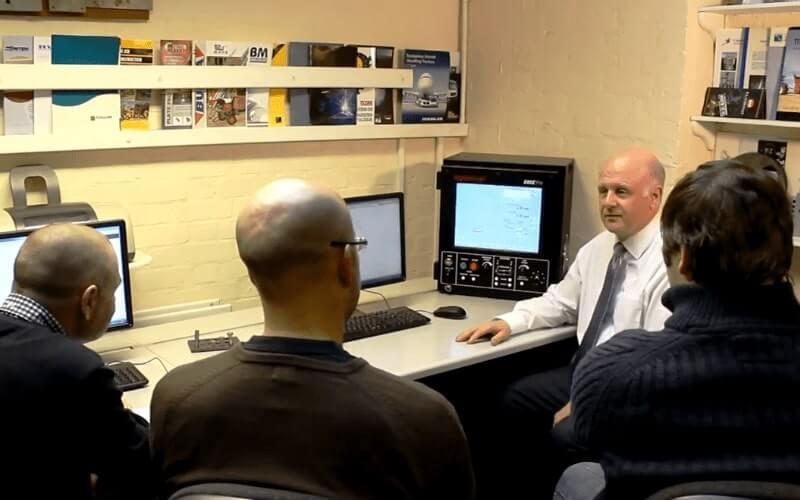 Software Training at Esprit Automation Ltd