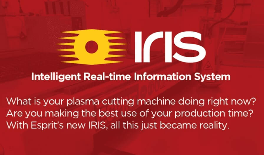 What Iris From Esprit Automation Can do for you today