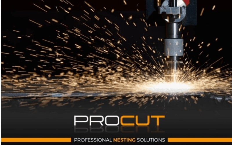 Procut 2019 CAD CAM Software Splash Logo