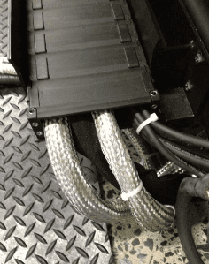 Check for Wear on Leads and hoses