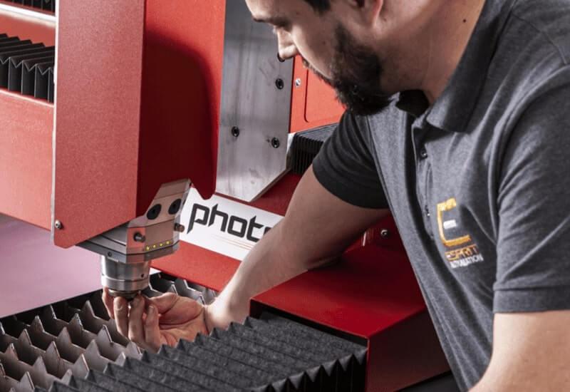 Esprit Automation CNC Plasma Cutter Software development