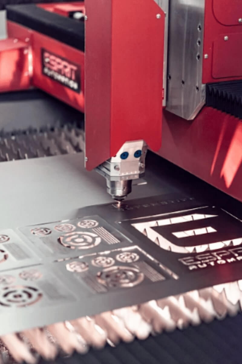 Esprit Automation Photon 5G Fiber Laser Cutting Head