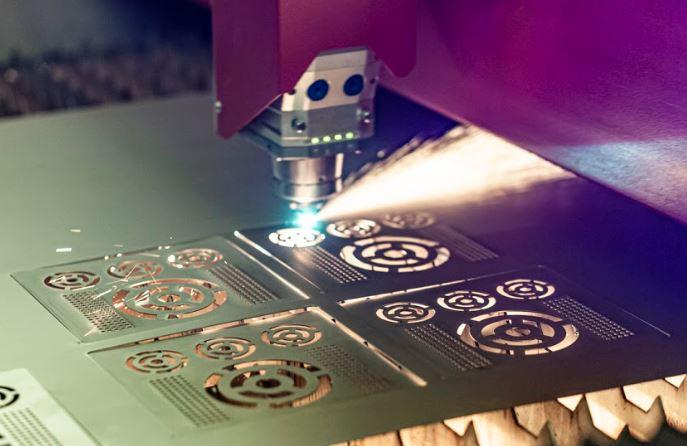 Esprit Automation Photon One Fibre Laser Cutting Head 4 Samples