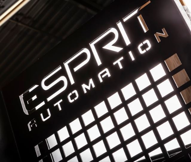 Esprit Automation Ltd Photon One Fibre Laser Cutter Safety Panel
