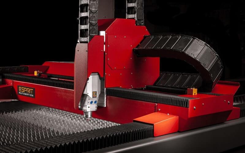 Esprit Automation Photon One Fiber Laser Cutting Machine